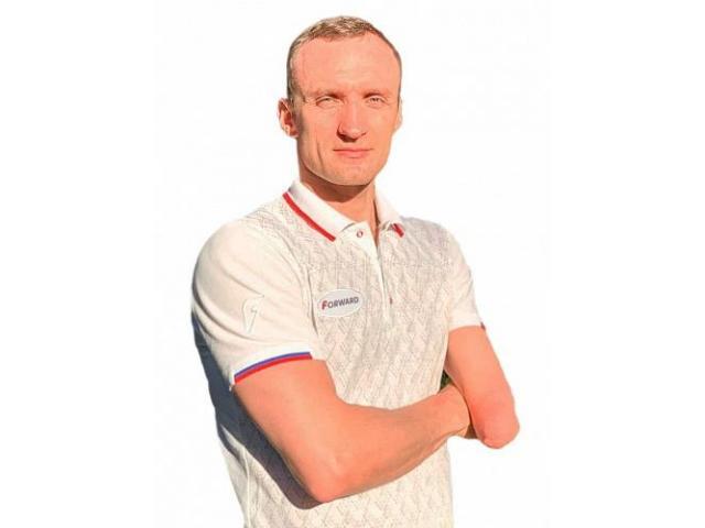 Петербуржец Андрей Калина – трехкратный победитель Паралимпийских игр в Токио-2020